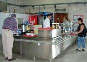 Zamorano Cafeteria